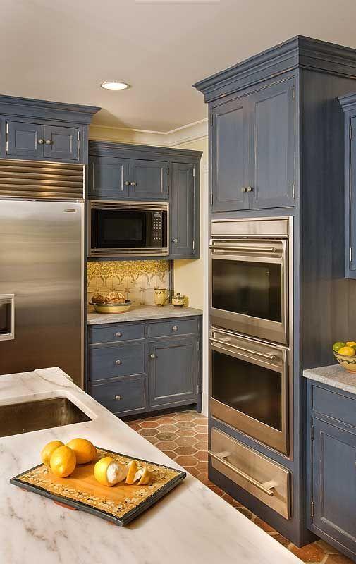 15 Built In Microwave Ideas Kitchen Remodel Design