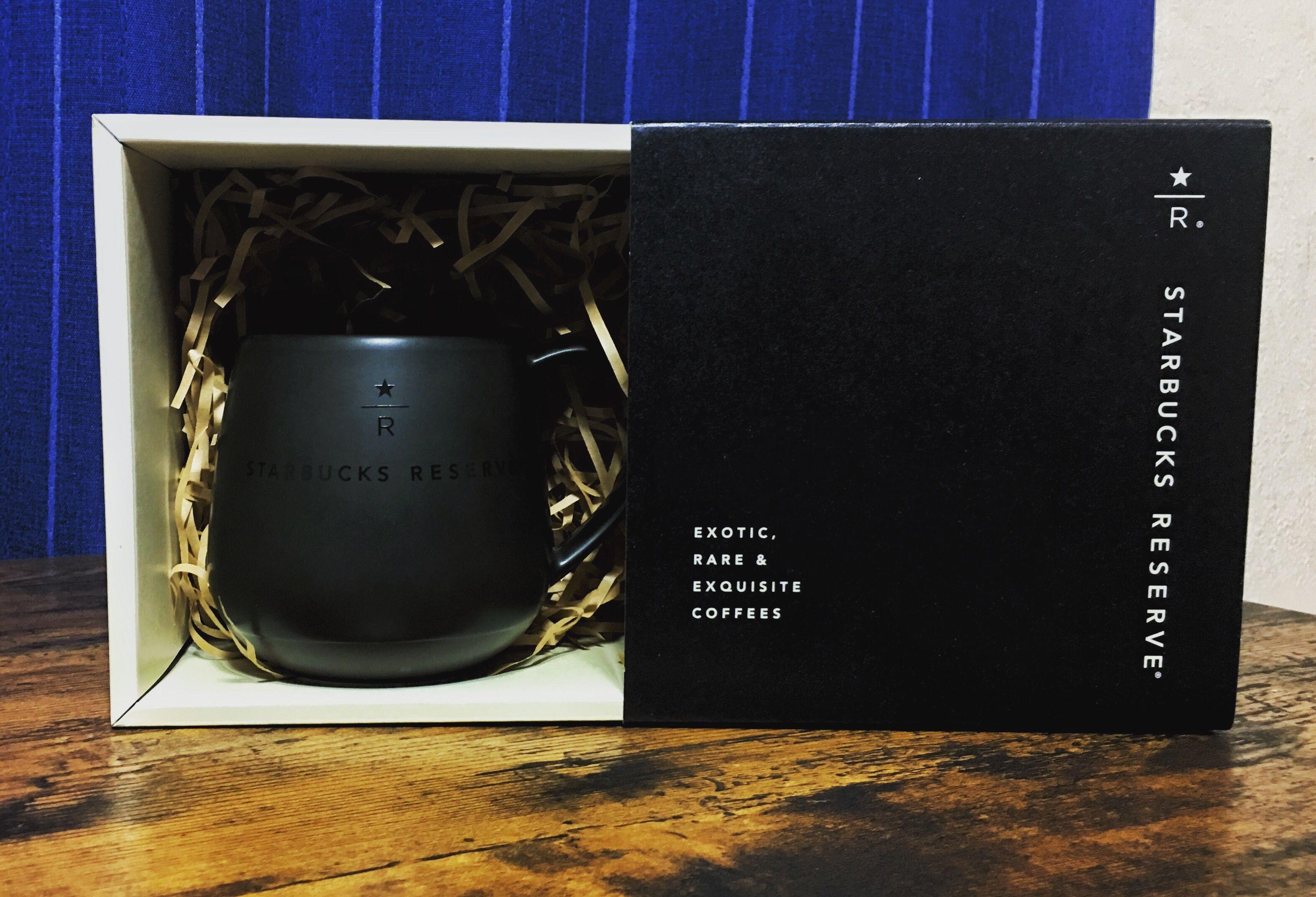 New #Mug 😎 #coffeetime  #Starbucks #starbucksjapan #starbucksreserve #coffeemug #matte