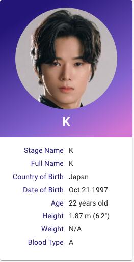 I Land K Kpop Profiles My Land Kpop Profiles Reality Show
