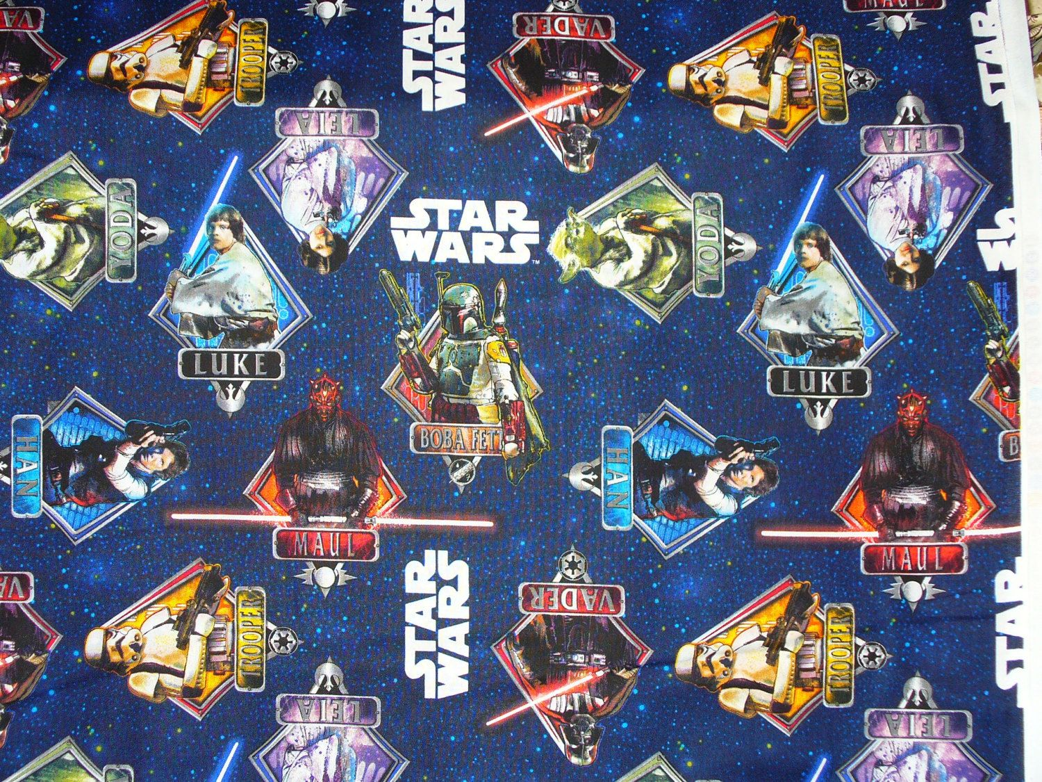 Star Wars Clone Wars Fabric Google Search Star Wars