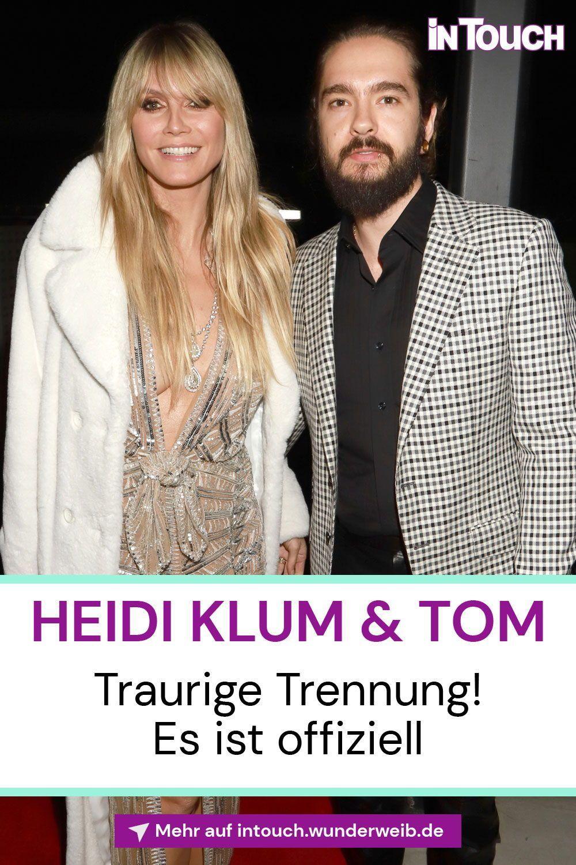 Heidi Klum & Tom Kaulitz: Bittere Trennung! Im nächsten