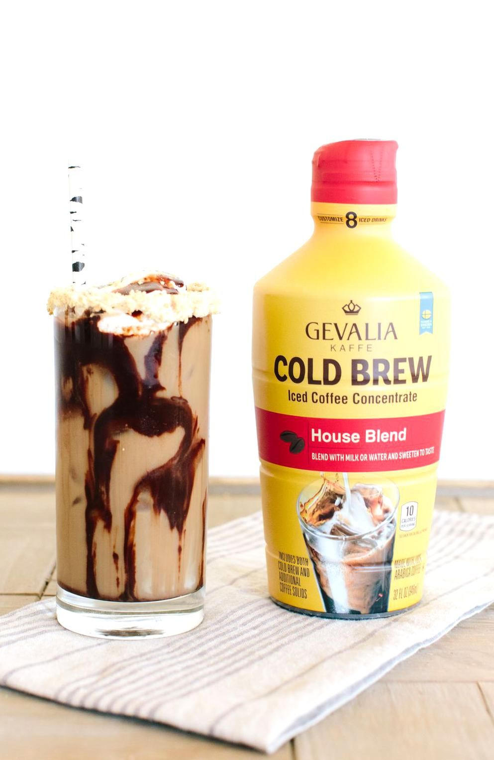 gevalia cold brew concentrate house blend receipe in 2020