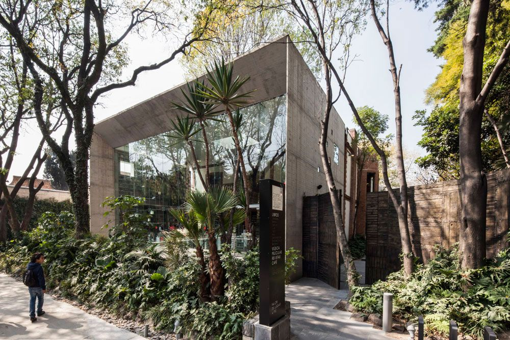 Elena Garro Cultural Center by Fernanda Canales arquitectura | Yellowtrace