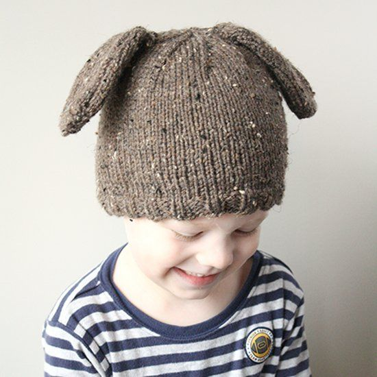 Make A Sweet Puppy Dog Hat With This Free Knitting Pattern Aww