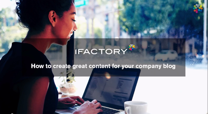 Everyone knows that great content is crucial to a successful blog. Knowing that is the easy part. The difficult bit is making it happen. Here are some tips that will get your from go to woah in no time! #ifactory #ifactorydigital #adlife #digitallife #adagency #digitalagency #website #webdesign #design #blog #content