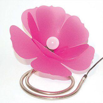 Fleur FleurDeco Et Fleurs Par IncidenceLuminaires Lampe oWrBedCx