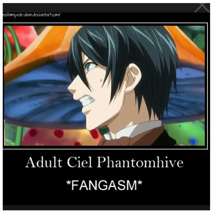 Ciel phantomhive as an adult anime manga otaku - Adult manga 2 ...