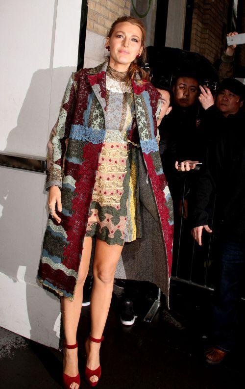 8 dôkazov, že Blake to s módou vie: Z herečkiných outfitov sa vám zatočí hlava! | Eva.sk