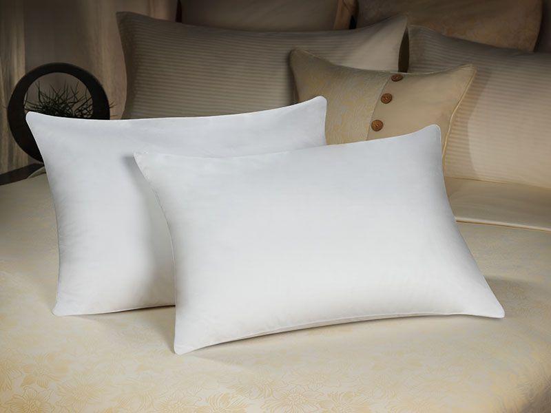 Dolce Notte Pillow Pillows Standard Pillow Sizes Side Sleeper