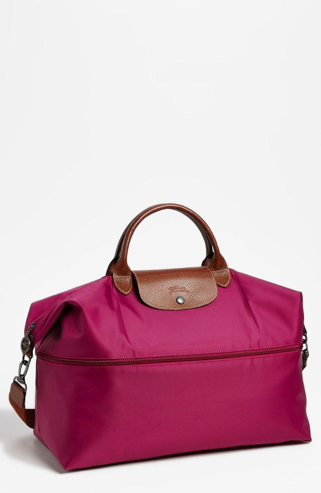 3e57c387a6dd Longchamp  Le Pliage  Expandable Travel Bag (21 Inch)