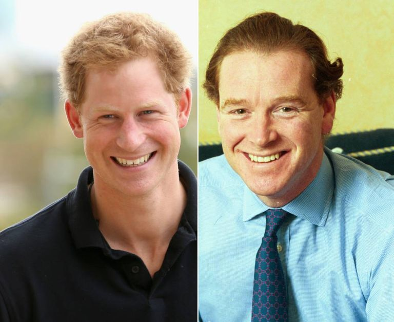 Prince Harry S Father May Be James Hewitt Writer Claims