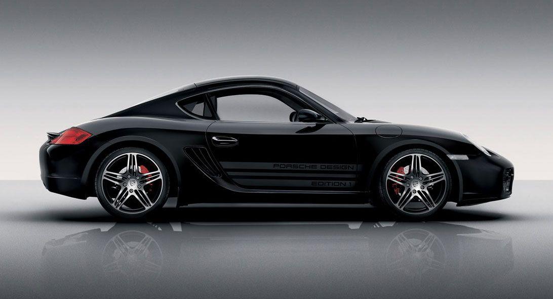 Porsche Design Edition Cayman S