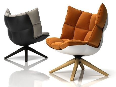 Husk Armchair 3d Model By Design Connected Furniture Armchair Furniture Geometric Furniture