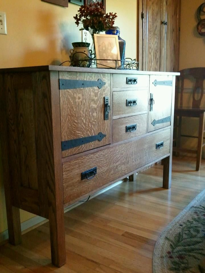 My new sideboard!