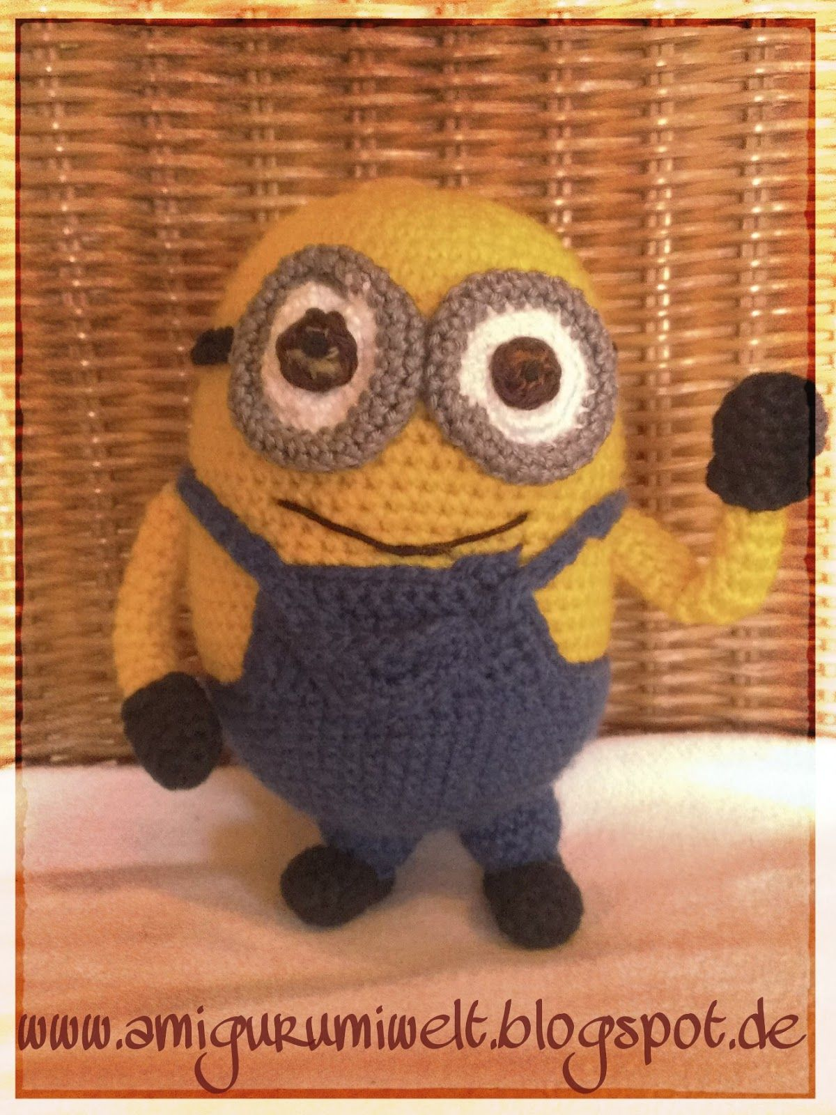 amigurumi häkeln crochet minions kostenlos übersetzung ...