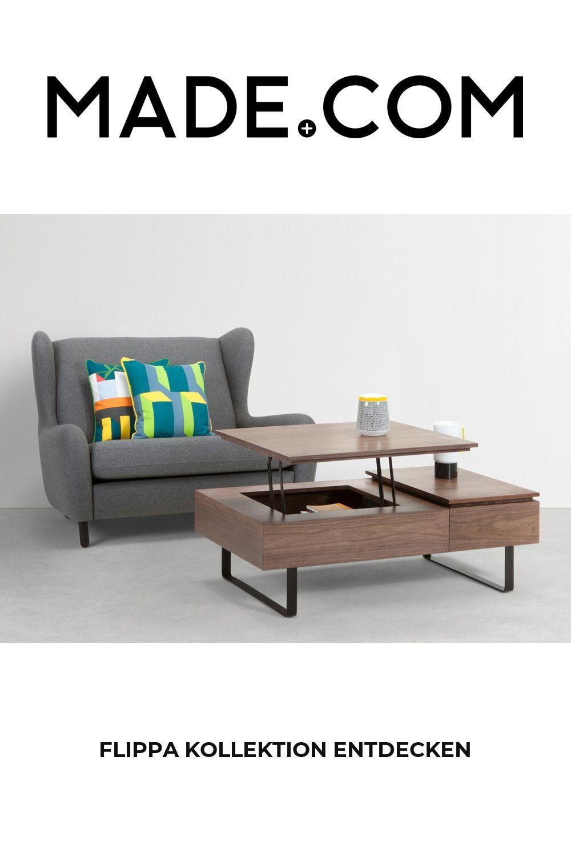Made Coffee Table Dark Wood In 2020 Coffee Table Made Coffee Table Walnut Coffee Table [ 1500 x 1000 Pixel ]