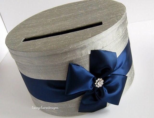 Wedding Card Box Money Reception Gift Holder