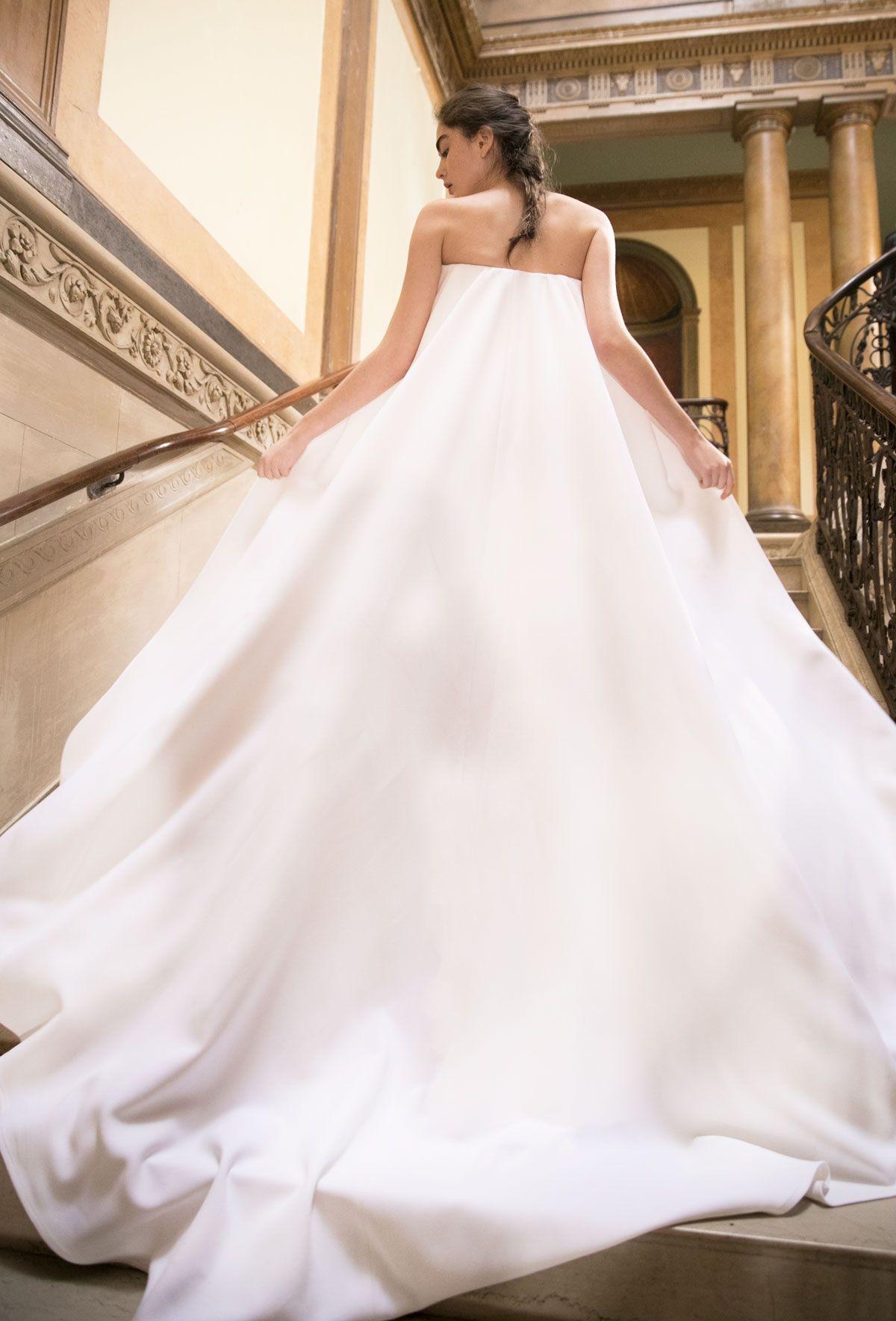 Carolina Herrera Spring 2019 Bridal Collection Carolina Herrera Bridal Carolina Herrera Bride Bridal