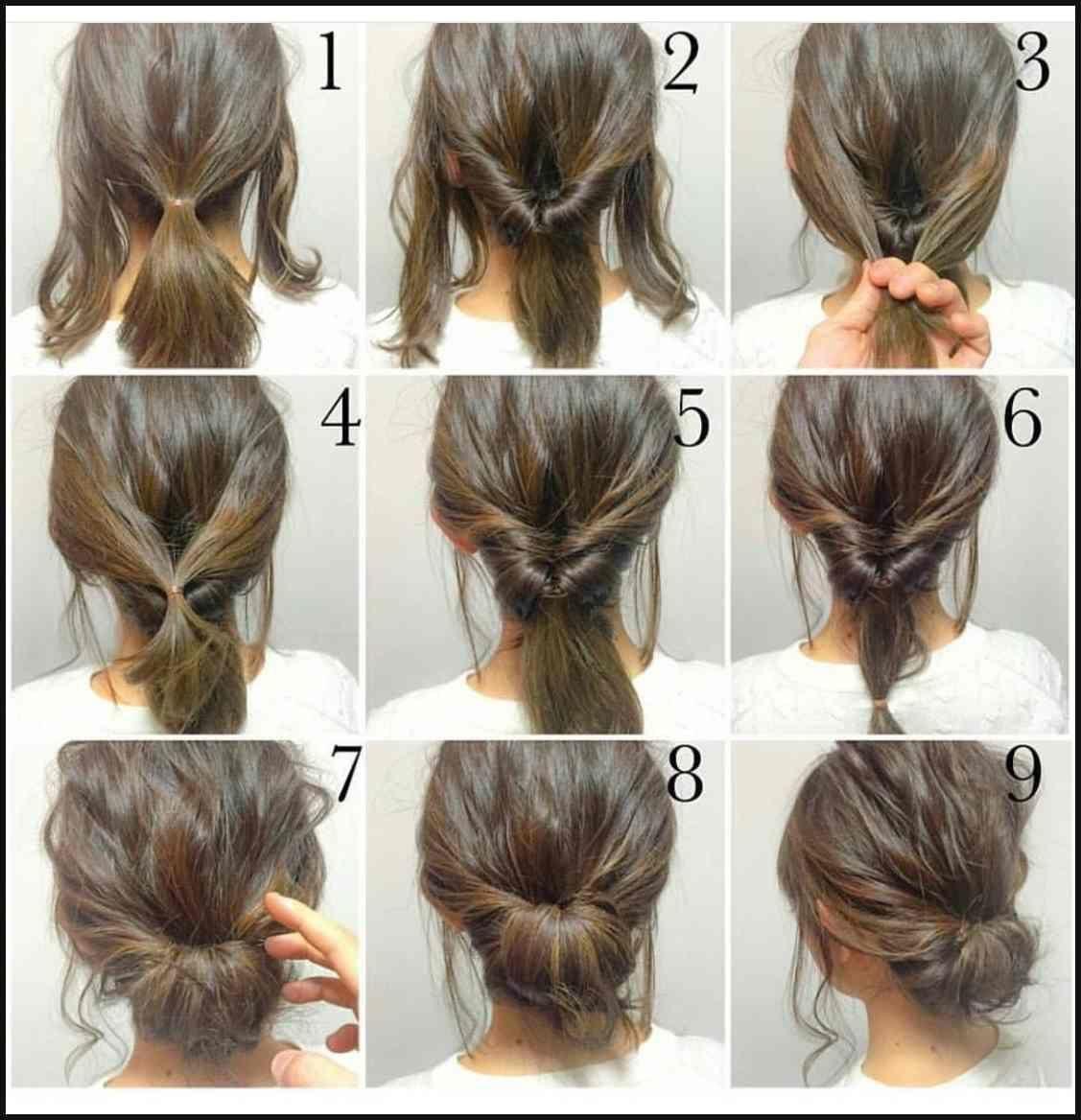 Messy Low Bun Frisuren Fur Damen Einfache Frisuren Frisuren Damen Haare Hair Styles Short Hair Styles Long Hair Styles