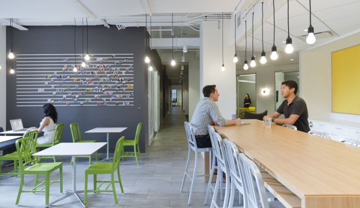 Coolest Office Design the 25 coolest offices of the 100 best companies | office designs