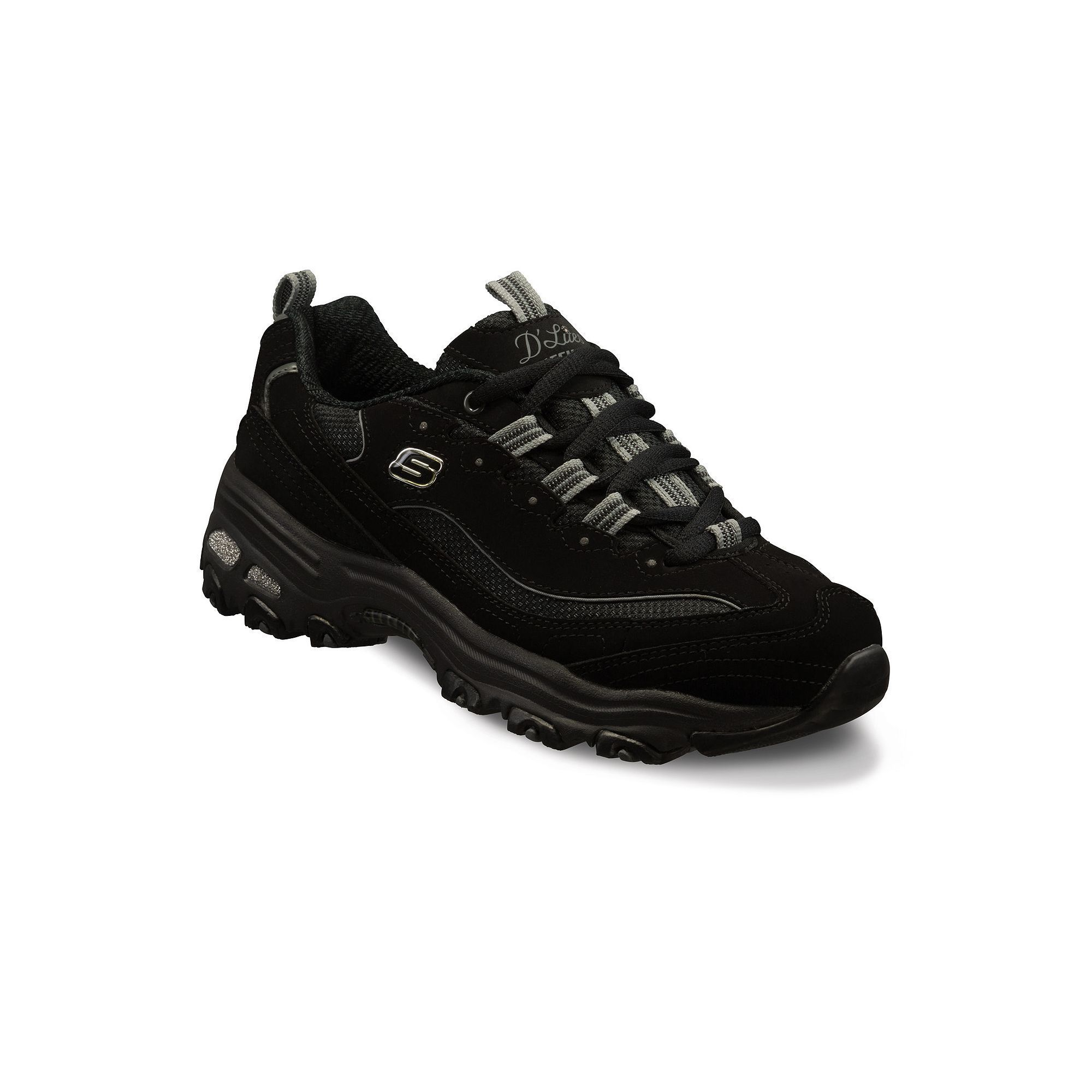 skechers d'lites wide