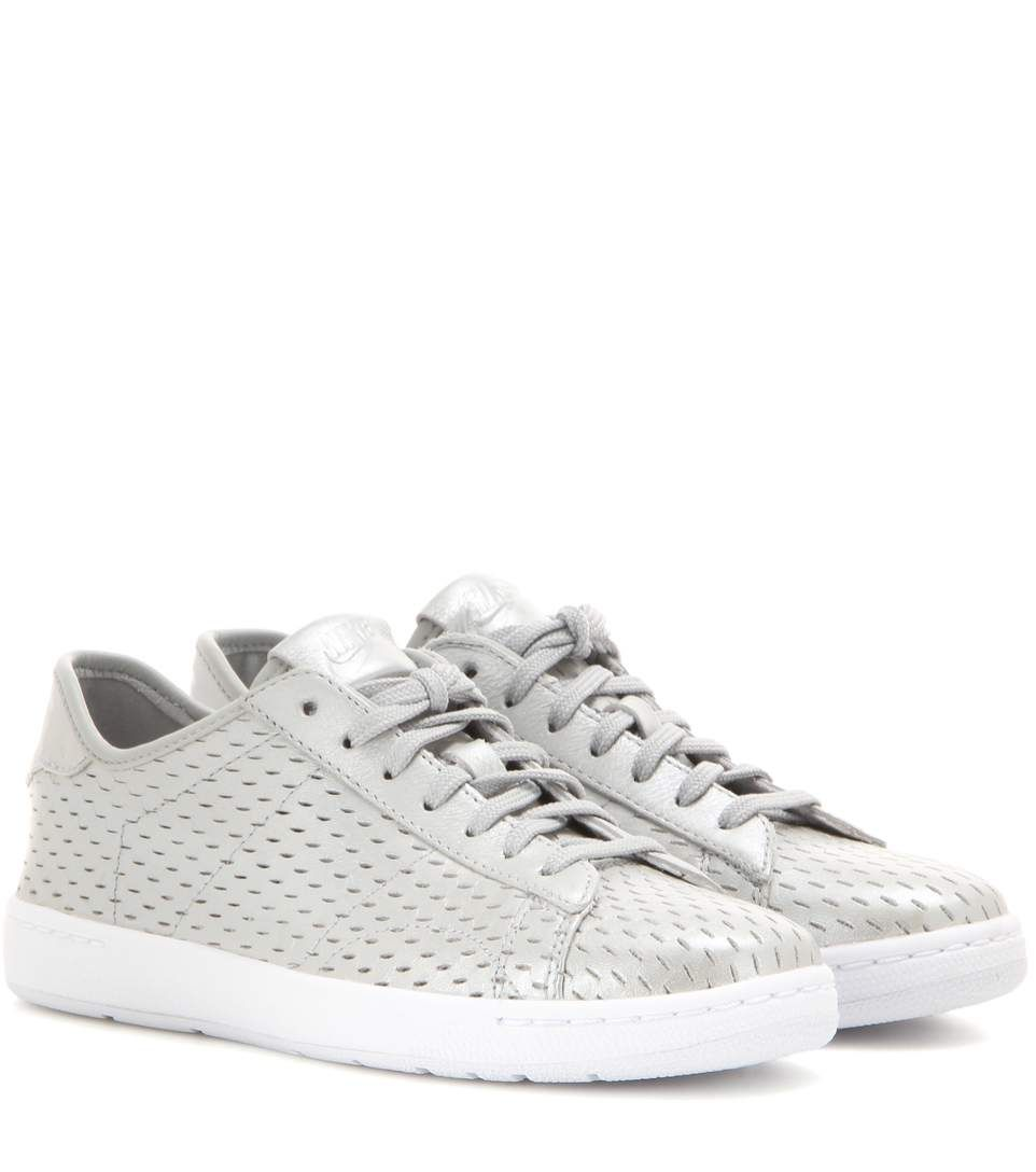 mytheresa.com - Nike Tennis Classic Ultra leather sneakers - Luxury Fashion for Women / Designer clothing, shoes, bags