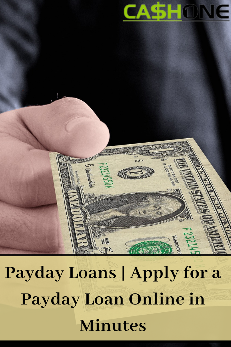 Need cash fast? Bank on us for an emergency payday loan