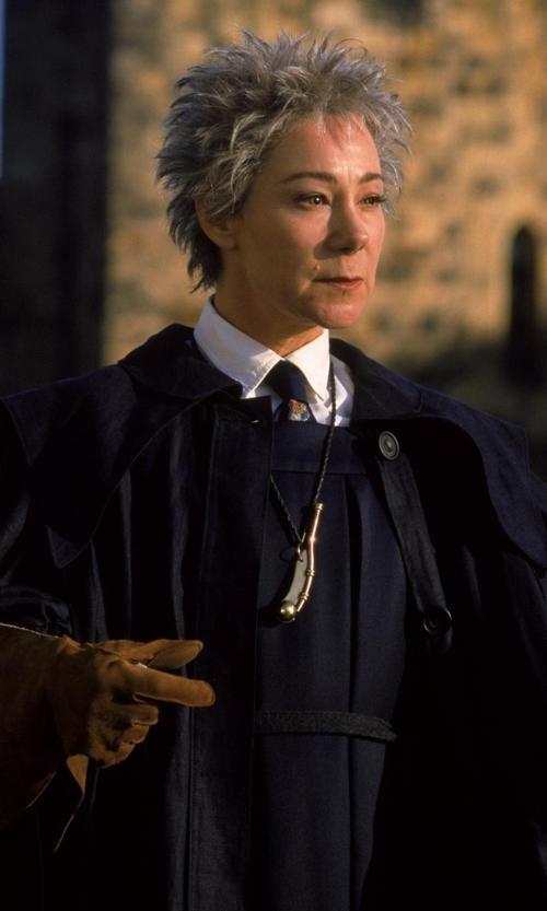 Rolanda Hooch Harry Potter Professors Harry Potter Wiki Harry Potter Movies