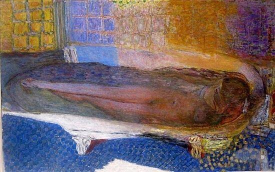 Pierre Bonnard, Nu dans le bain, 1937