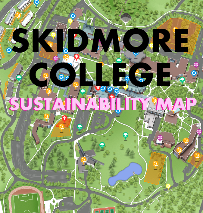 Check Out Our New Interactive Map Of All Sustainability Features Of