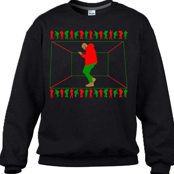 Hotline Bling Sweater, Drake Christmas Sweater, Hotline Christmas ...