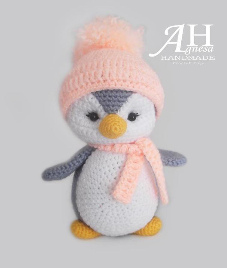 Baby Penguin Crochet Pattern | Pinterest | Todo manualidades ...
