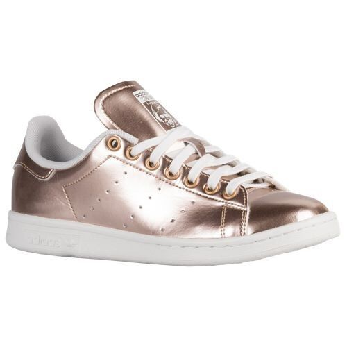 free shipping 616c0 5255e Details about Wmns Adidas Stan Smith Copper White Kettle ...