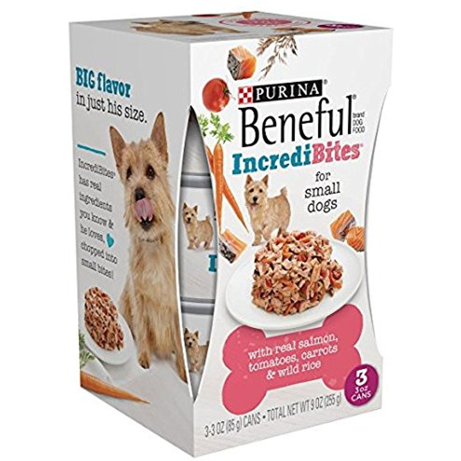 beneful wet dog food for puppies
