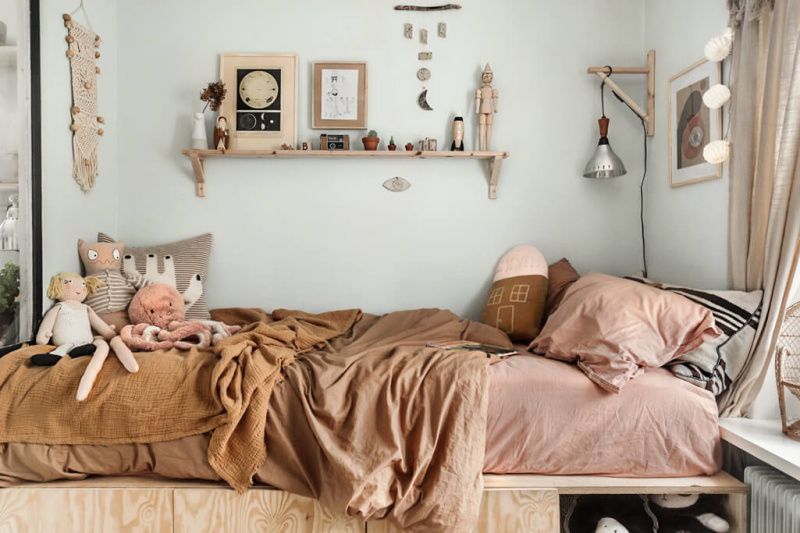 The Natural Room Of Six Year Old Sonny Lou Chambre Enfant Deco