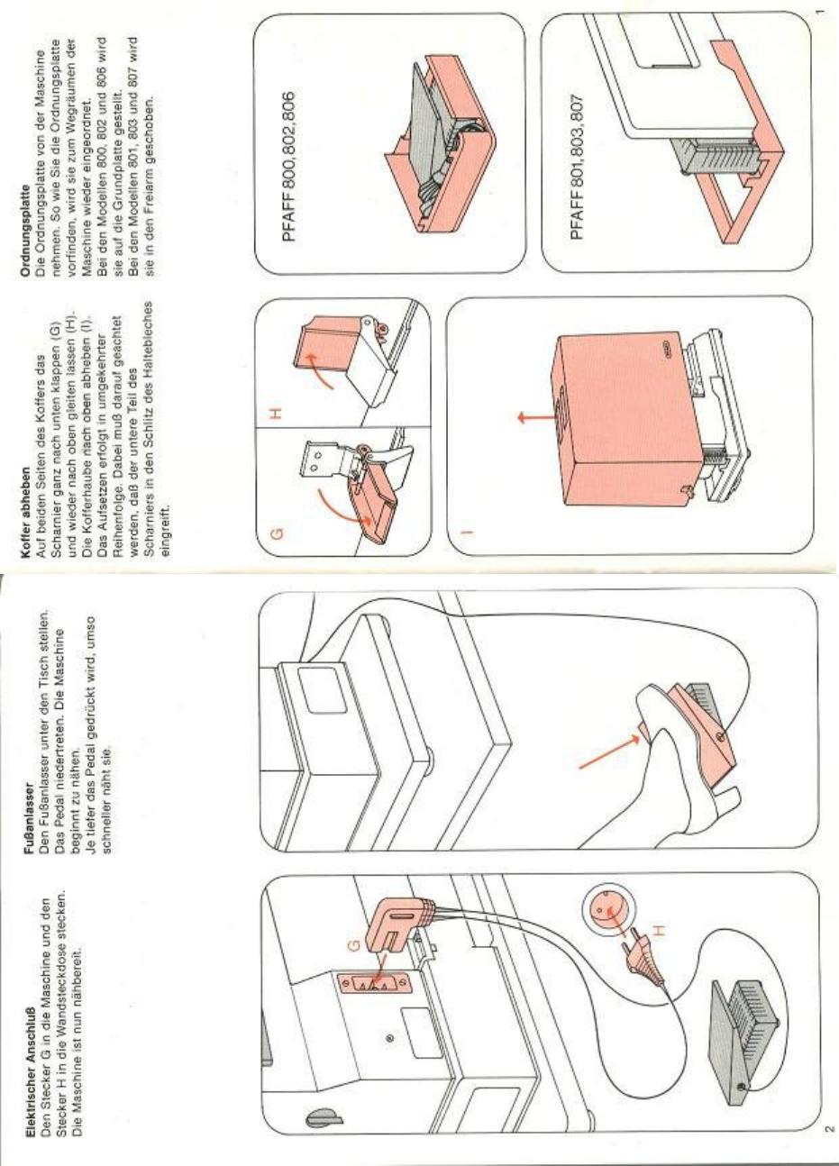 Bedienungsanleitung Pfaff Hobbymatic 803 (Seite 1/13) (1,32 mb ...