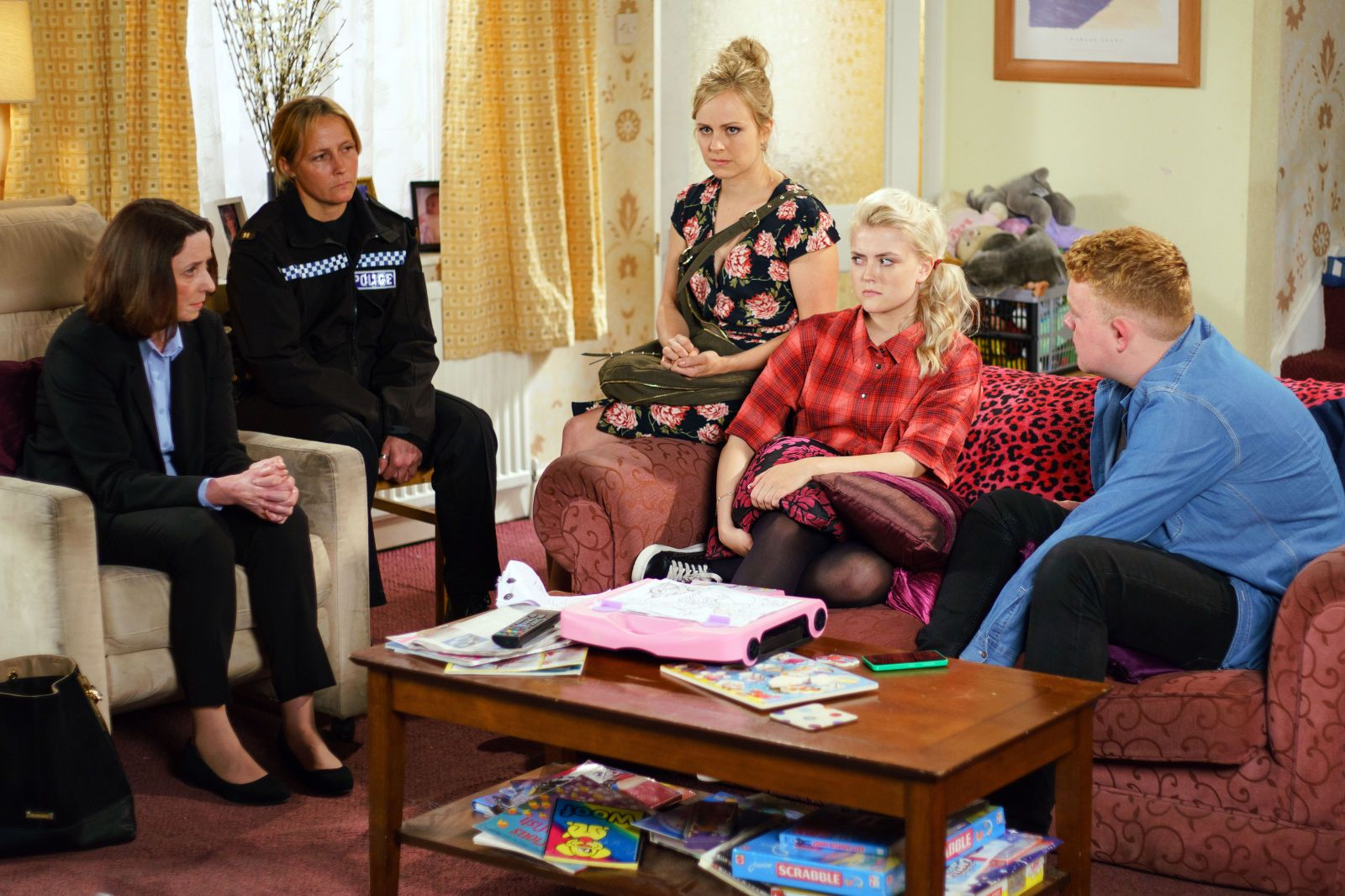 Coronation Street's new Bethany twist sees Craig face the sack from the police  - DigitalSpy.com