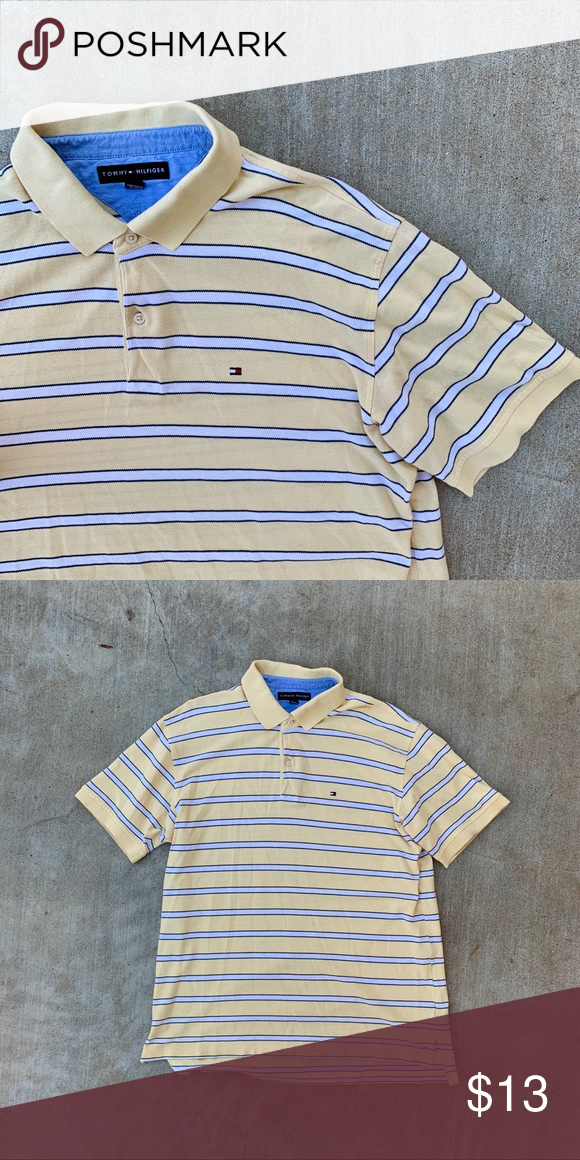 ed406b1a Tommy Polo (Like New) Size L Great polo in amazing condition at a low