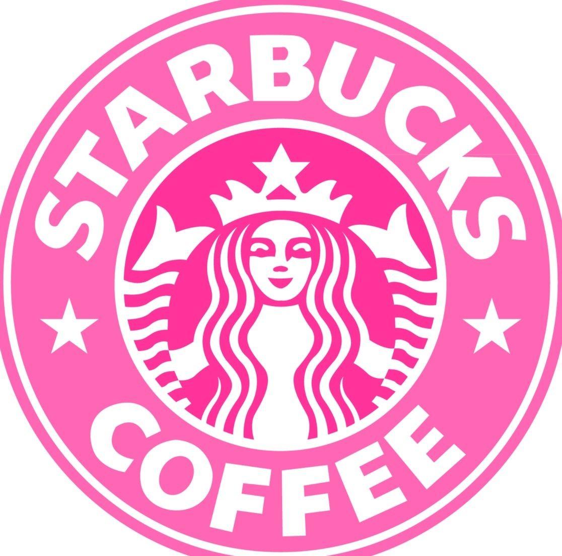 Oh yup Pink starbucks, Pink day, Everything pink