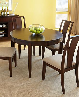 Prescot Round Dining Room Furniture Collection Www Macys Com Round Dining Room Dining Room Furniture Collections Dining Room Furniture