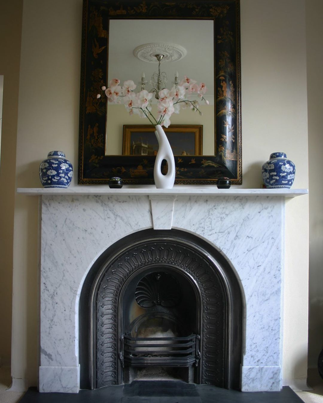 Nostalgia Antique Fireplaces On Instagram Another Beautiful