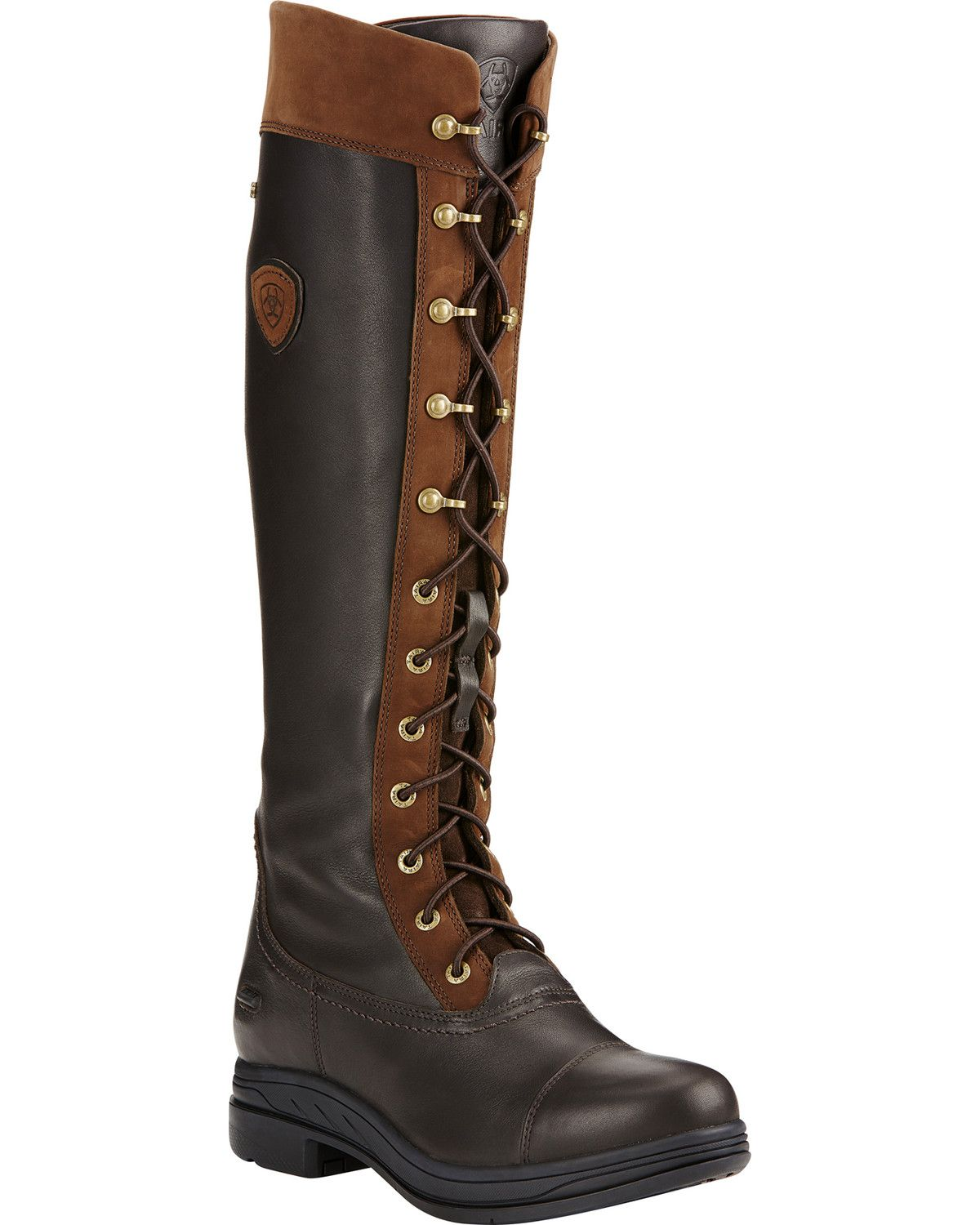 9d6e470afb2 Ariat Women's Coniston Pro GTX Insulated English Boots | Bitten by ...