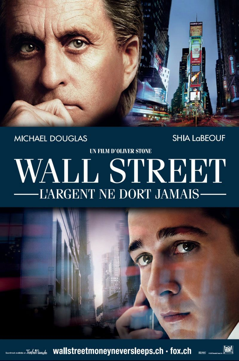 wall street money never sleeps starring shia labeouf on wall street today id=18300