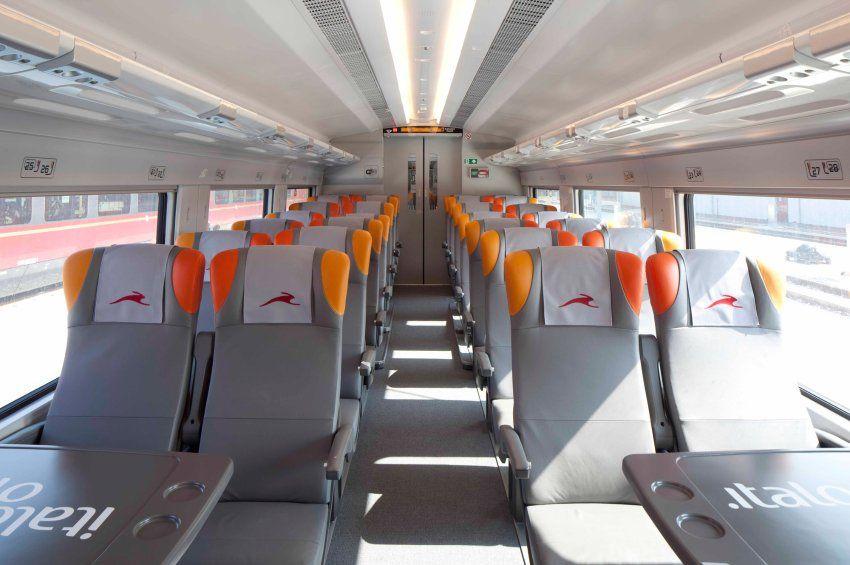 Tremendous Ferrari Train Italo Interior Seats In 2019 Train Train Beatyapartments Chair Design Images Beatyapartmentscom
