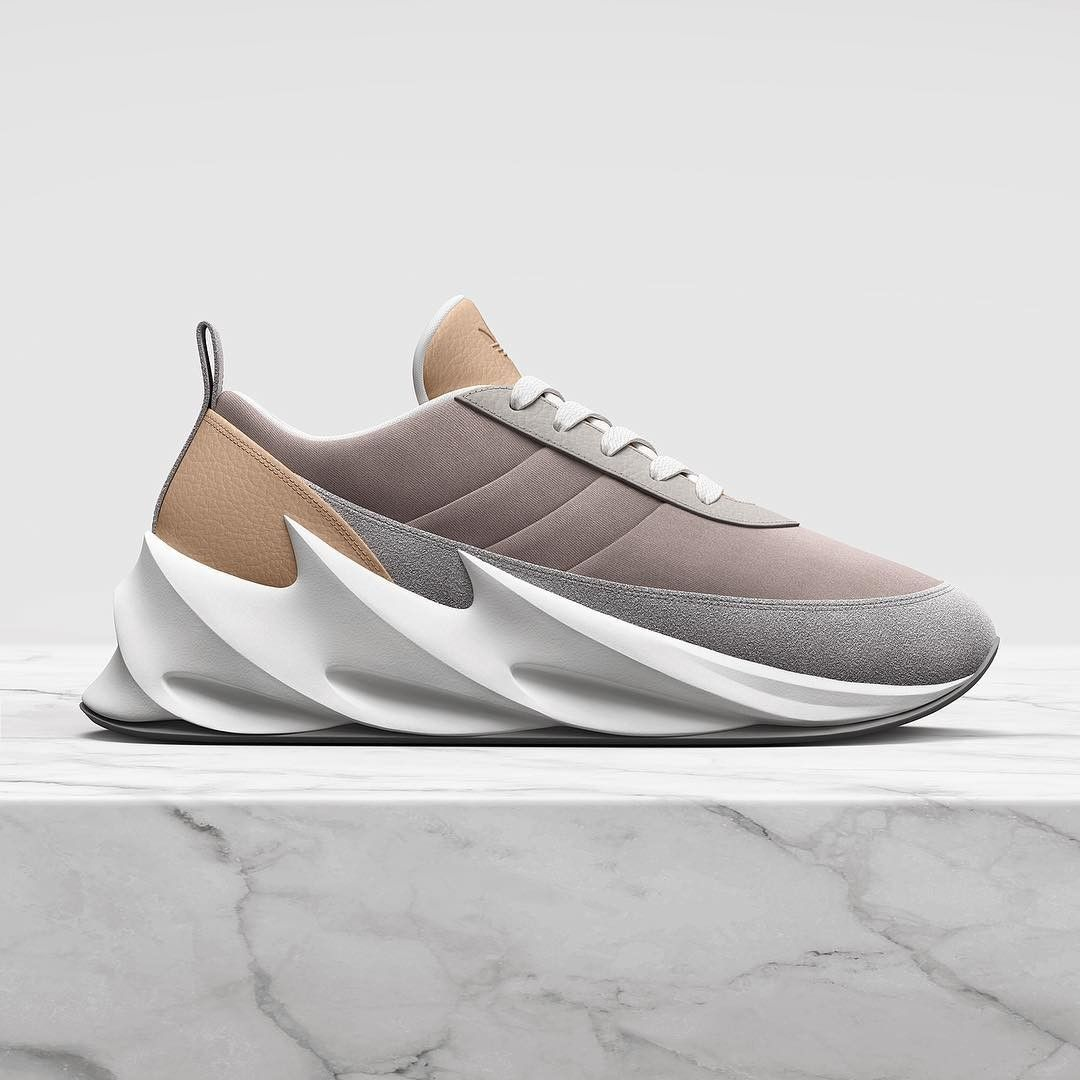 Adidas' shark concept JUST WOW | Shark shoes, Sneakers