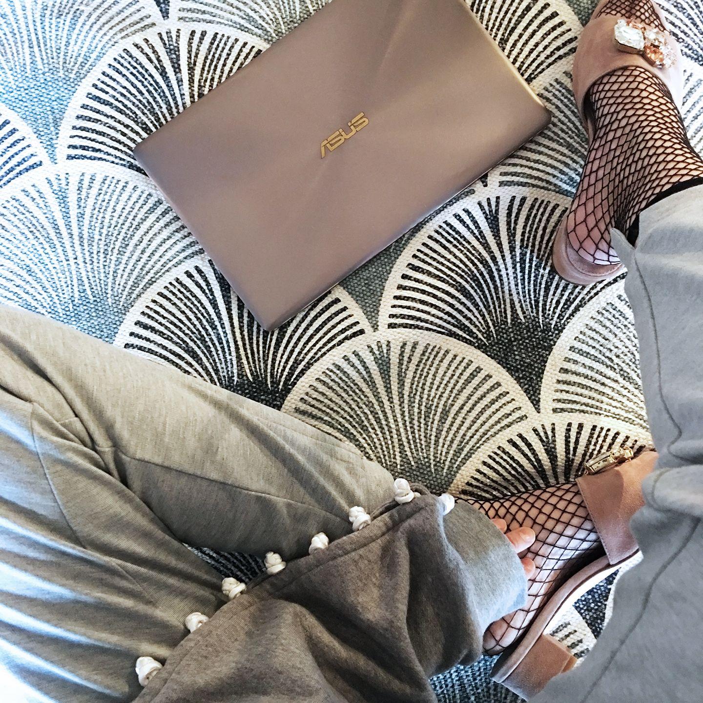 ASUS Zenbook 3 - Den ideelle rejsepartner – BLAMEITONFASHION