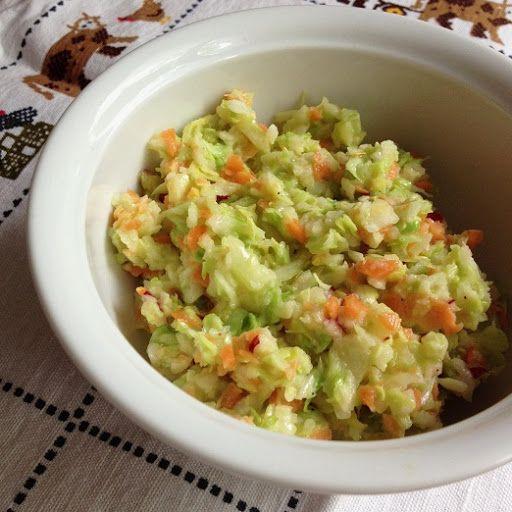""""""" Greenway36food """": Weißkohl-Möhren-Salat aus dem TM"""