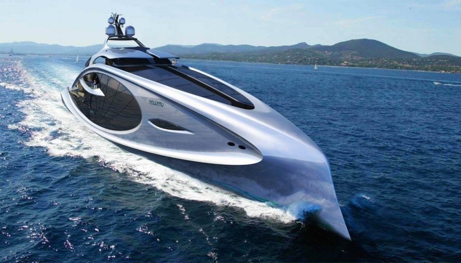 Top 10 Biggest Yachts In The World With Images Big Yachts