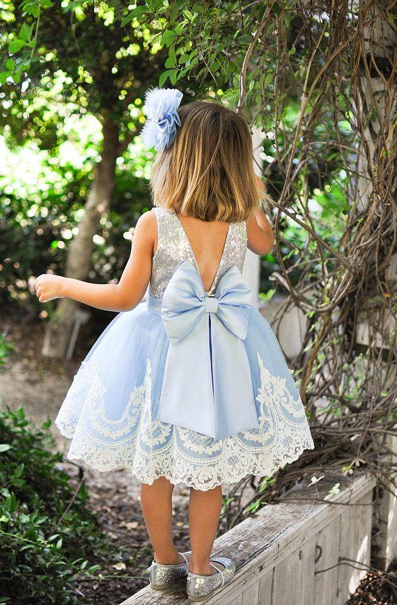 50+ Silver toddler dress info