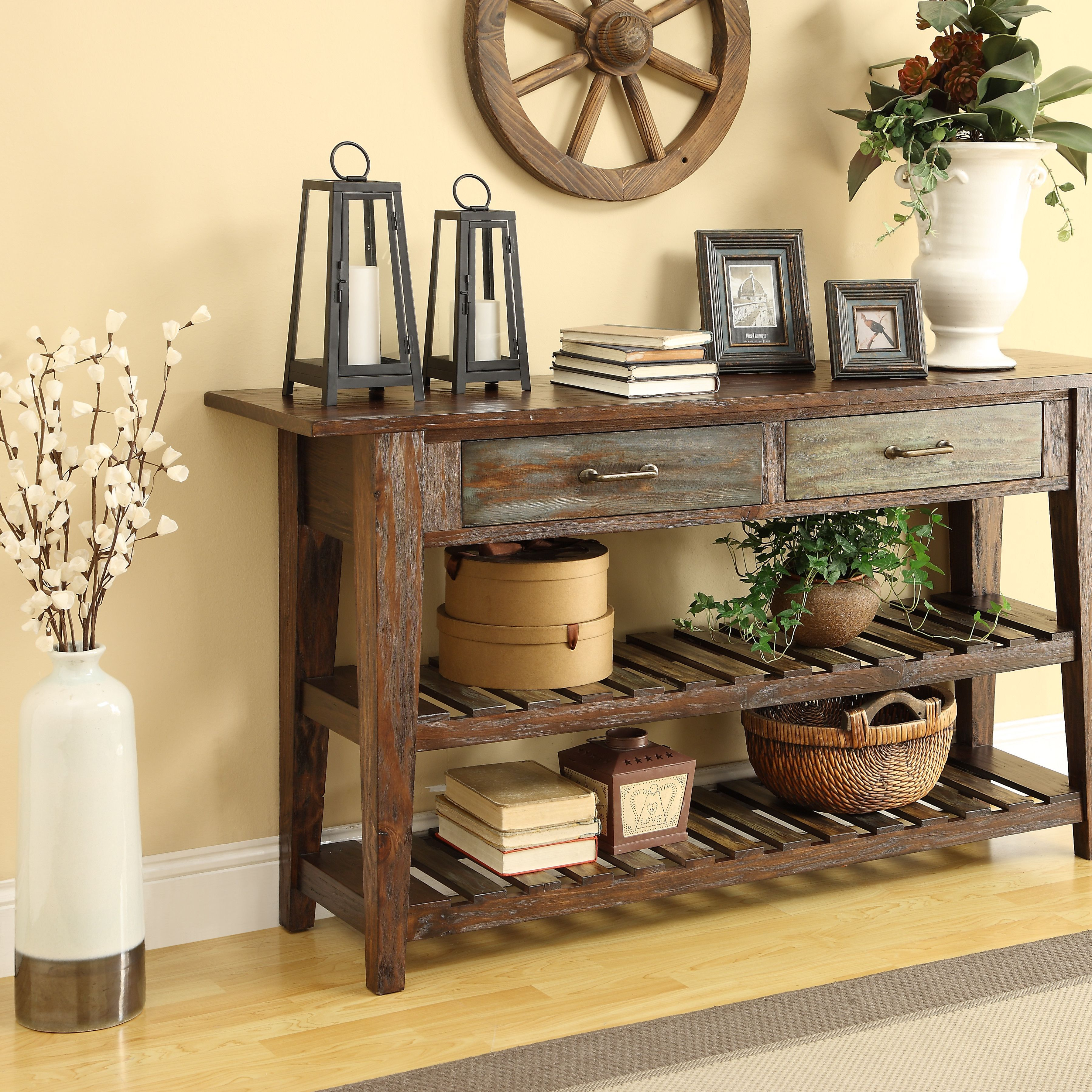 Console sofa tables youll love wayfair with images